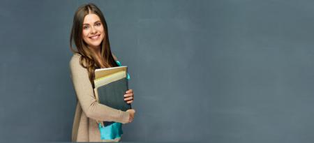 lerares geeft les aan studenten