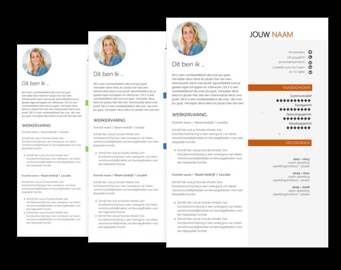 presentatie template basic